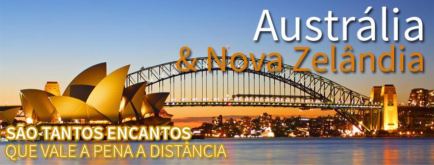 Austrália & Nova Zelândia - Novembro 2015
