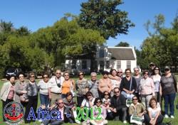 África - 2012 - FOTOS