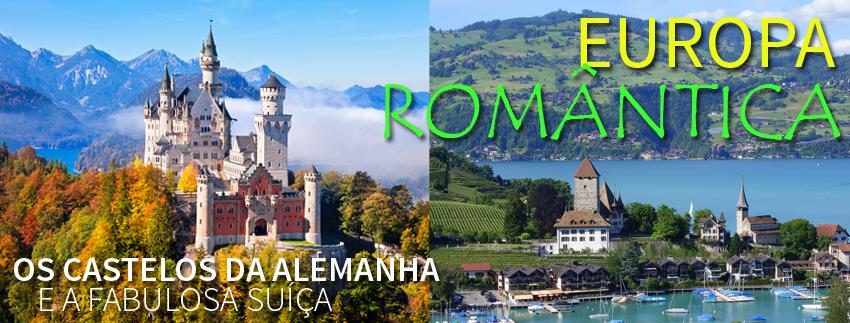 Europa Romântica - Alemanha e Suiça - Maio 2015