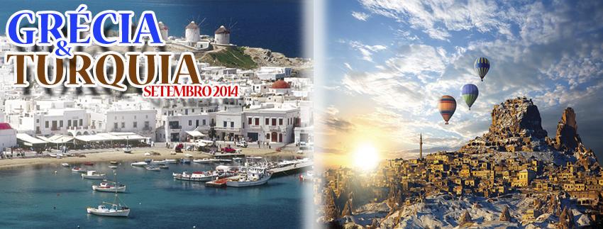 Grécia & Turquia 2014 - FOTOS