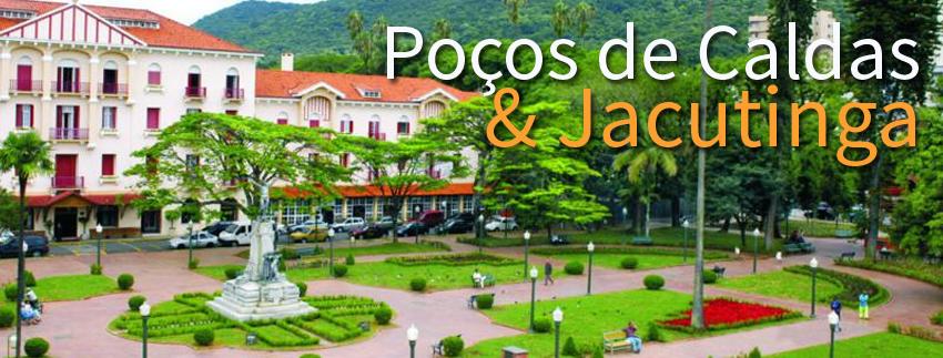 Poços de Caldas e Jacutinga - Março 2016