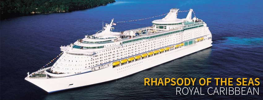 CRUZEIRO - Royal Caribbean Rhapsody Of The Seas - Gourmet