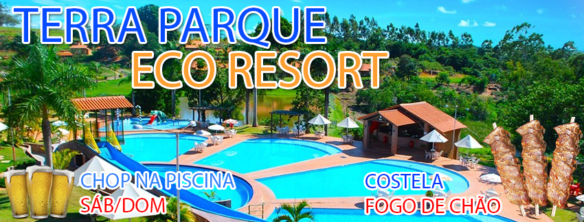 Terra Parque Eco Resort - Junho 2016