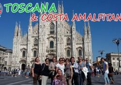 Toscana e Costa Amalfitana - 2015 - FOTOS